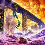 THE BRIDGE OF TERROR